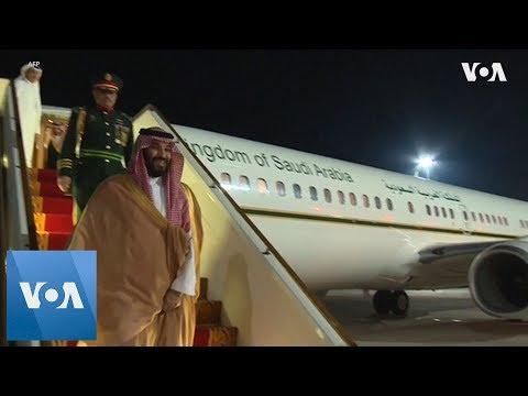 Saudi Crown Prince in UAE, 1st Trip Abroad Since Khashoggi Killing