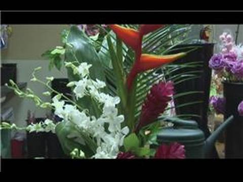floral-arrangements-:-how-to-make-tropical-flowers