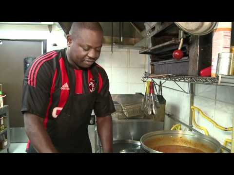 Flavors of East Africa - Nyoyol Recipe