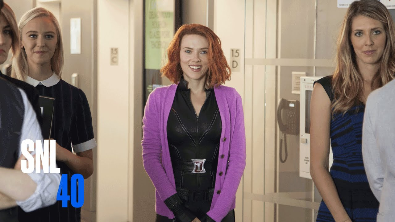 Scarlett Johansson didn't know 'Black Widow' trailer was dropping ...