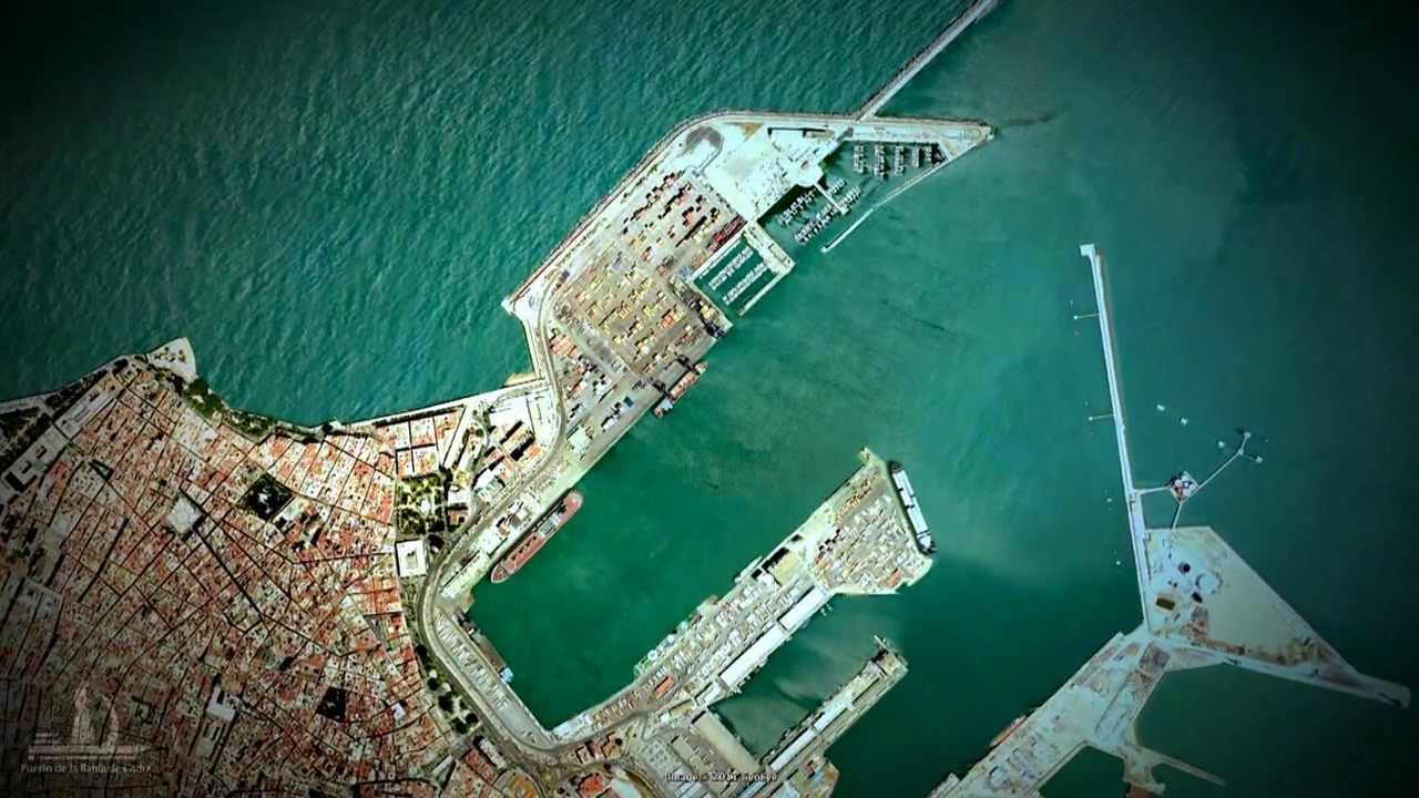 Puerto de la bah a de c diz cruceros youtube - Puerto bahia spa cadiz ...