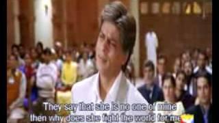 SRK 4m Veer Zaara(Main Qaidi No. 786)