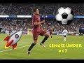 Cengiz Ünder'in Roma'da İlk Golleri ( Cengiz Under Debut Goal)