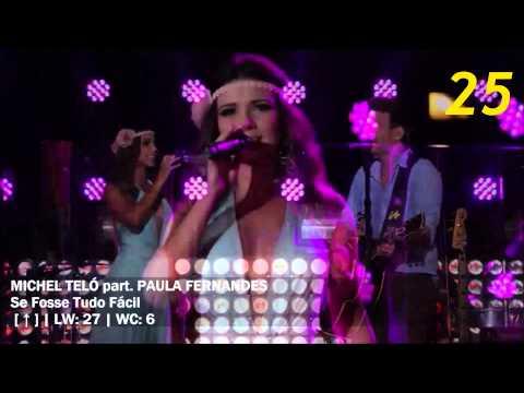 HOT100 - TOP 40 BRASIL (8/31/2013)