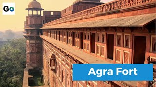 India With The Art Explorers: Agra Fort