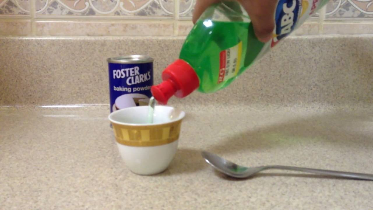 How To Make Slime With Household Items Youtube