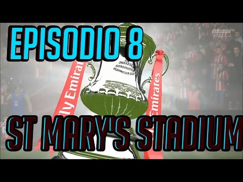 ¡St Mary's Stadium! | Modo Carrera DT: Burnley | Fifa 16 | Episodio 8