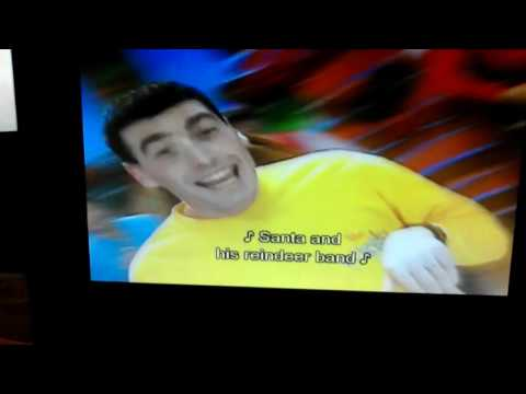 The Wiggles - Wiggly Wiggly Christmas Song