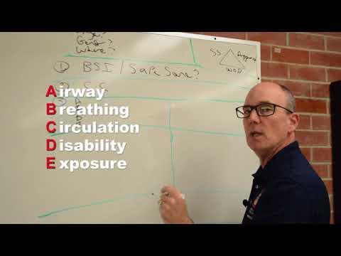 Marc's NREMT Oral Board Outline
