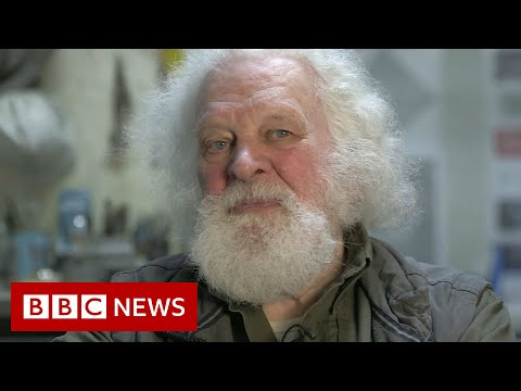 ASMR: Welsh stone carver is unintentional YouTube star - BBC News
