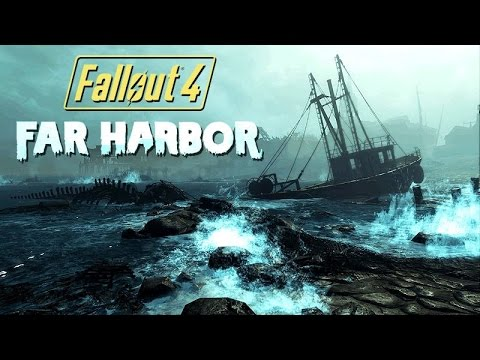 Fallout 4: Far Harbor DLC – The Movie / All Cutscenes 【1080p HD】