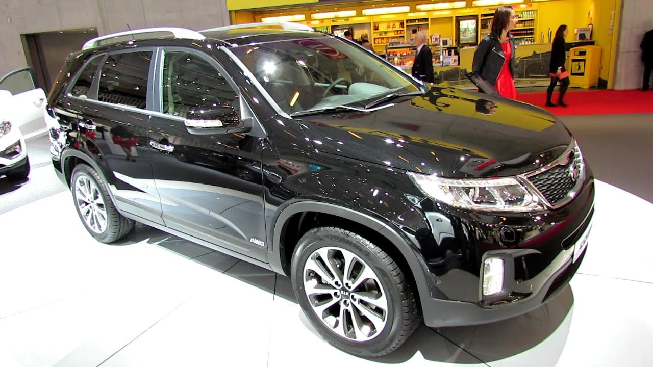 2013 kia sorento awd diesel exterior and interior. Black Bedroom Furniture Sets. Home Design Ideas