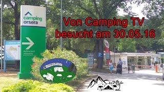 Campingplatz Orsera in Istrien/Kroatien
