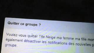 Comment quitter un groupe facebook ? (tutoriel)