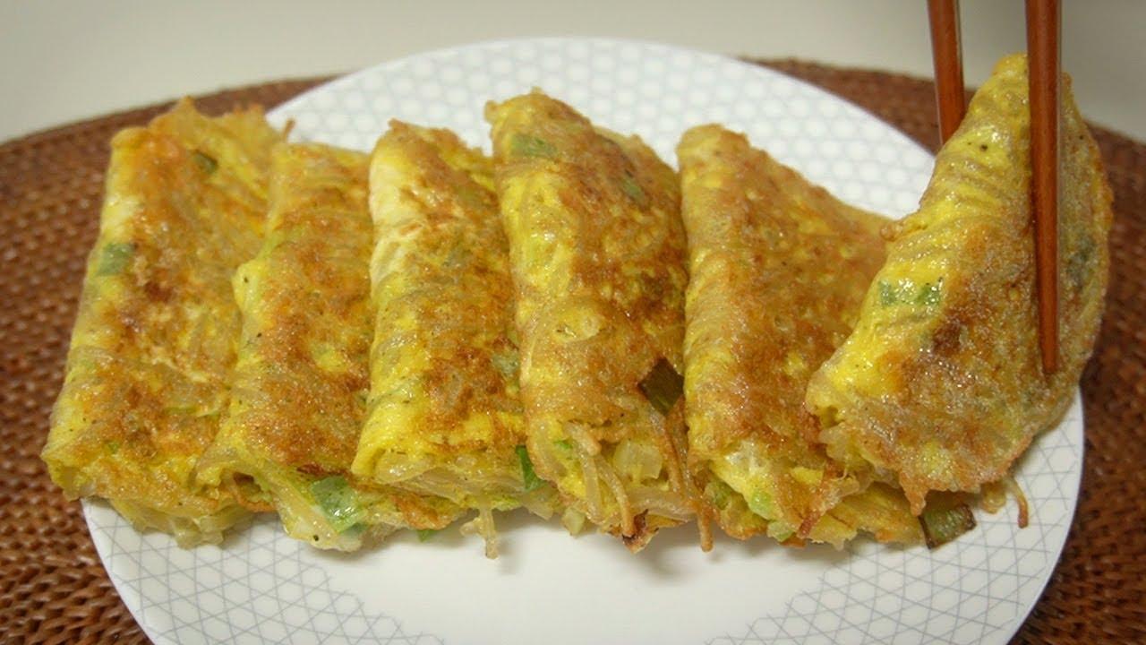 달걀만두 만들기::간단요리::계란만두#39