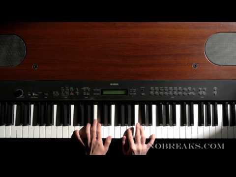 The 4-1 Progression - Jazz Piano Chords [Easy]