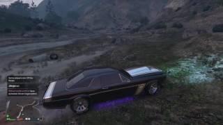GTA V (Online) - Testing the Tampa/ Eleanor.