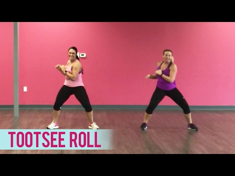 69 Boyz  Tootsee Roll Dance Fitness with Jessica