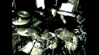 "Mark Damian (drums) on ""Madskillz"" by BT"