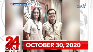 24 Oras Express: October 30, 2020 [HD]