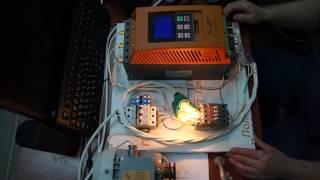 как работает устройство плавного пуска C300