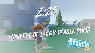 2:25 Minuten Laggy Doppelpumpe (roblox)