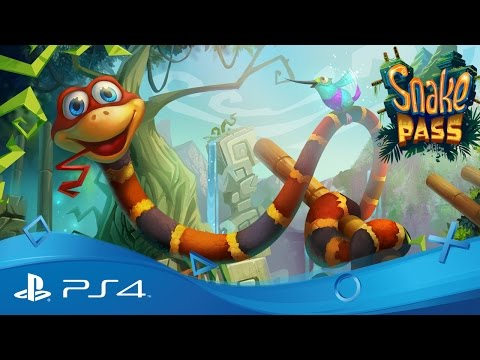 Snake Pass | Gameplay Trailer | PS4
