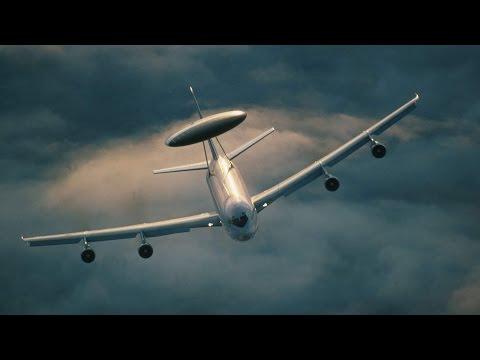 NATO AWACS Investigates