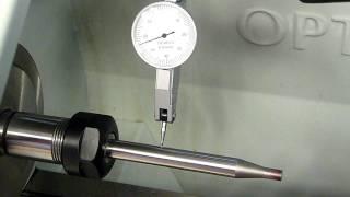 Kleštinový upínač MK3/ER20 se sadou kleštin od 2 do 13mm s unašečem - kontrola házivosti thumbnail