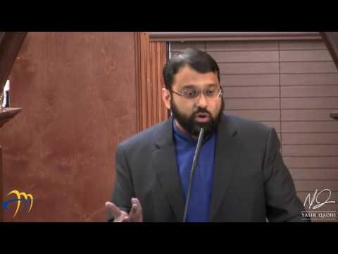 Khutbah: Jesus in Islam ~ Shaykh Dr Yasir Qadhi  | December 23, 2016