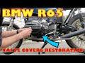 Cafe Racer - BMW R65 Valve Cover Restoration