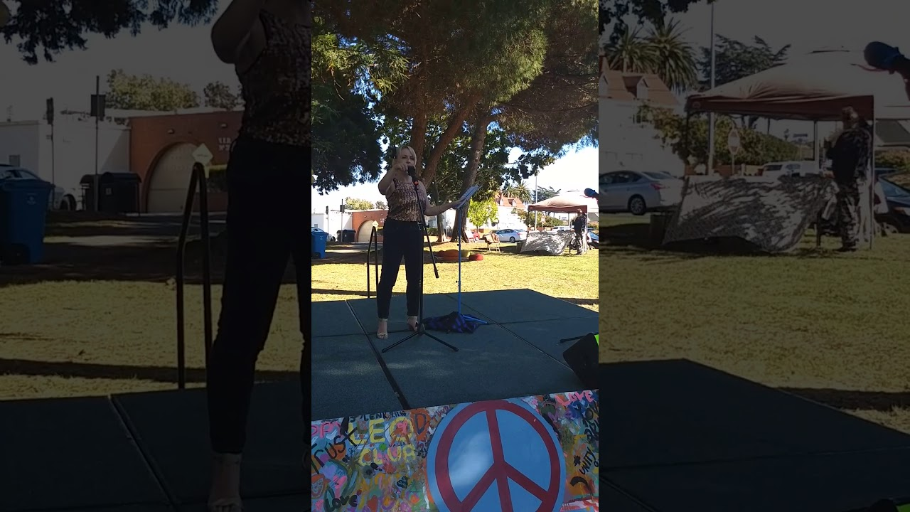 Unity Day Poetry Reading Presentation