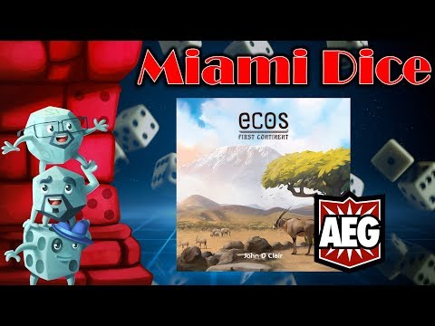 Miami Dice: Ecos - First Continent