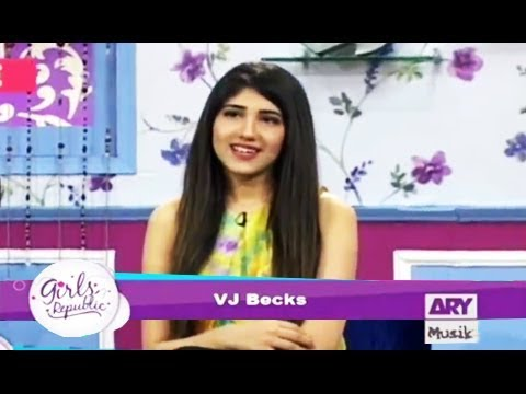 Girls Republic  | Topic -Girls Kitchen Ky Kam  Mein Shok Kitna Rakhti Hain ? | ARY Musik