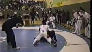 Jujitsu Vs Capiora