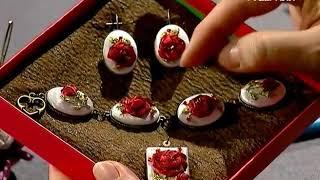 Миниатюрные розы - самый простой способ