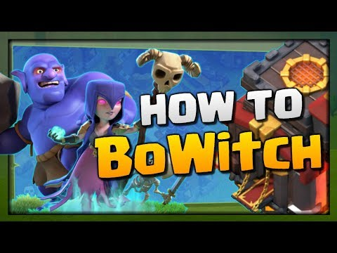 How to BoWitch - TH10 Attack Strategy Guide for 3 Stars | Clash of Clans - Elite Gaming CCL Week 1