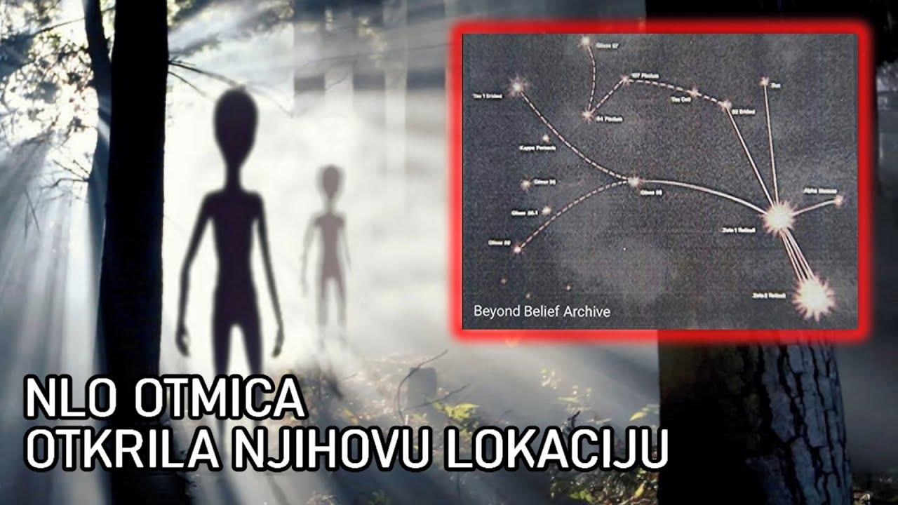 Download Slučaj Iz 1961. Godine Otkrio Lokaciju Vanzemaljaca?