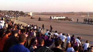 טקס סיום קורס טיס 163 ענידת כנפיים מסדר הכנפיים hd