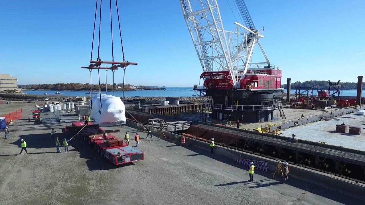 Salem Harbour bined Cycle Gas Turbine Power Plant