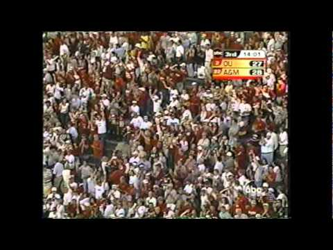 Oklahoma @ Texas A&M *(from November 6, 2004)