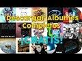 ► DESCARGAR DISCOS I DISCOGRAFIAS I ALBUMES I COMPLETOS ¡GRATIS!