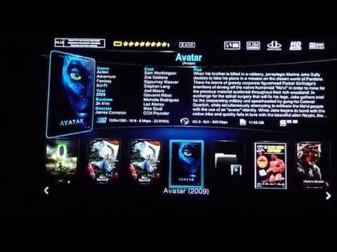 Copy Of WDTV Live Custom Firmware (Movie Sheets, Synopsis, Covers, Fanart, B-Rad)