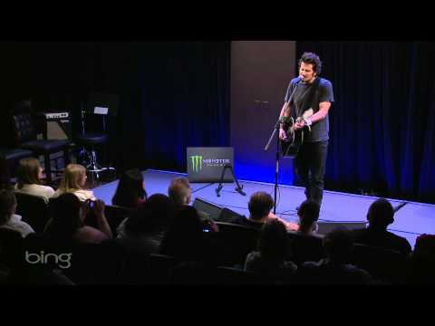 Matt Nathanson - Room at the End of the World (Bing Lounge)