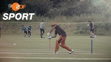 """""""Cricket ist geprägt vom Gentleman-Dasein""""   SPORTreportage - ZDF"""