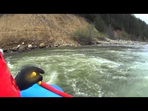 Redwoods & Rivers: Upper Trinity, CA - April 10, 2016