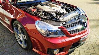 Mercedes SL63 AMG 6.2 V8 The last big NA engine !!! R230  by JMSpeedshop !!