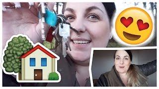 Wir haben die Schlüssel! 🔑🏡 | Das erste Mal im Haus 🏠 | Es kann los gehen!! 😍⚠️ | Folge1 | Linda