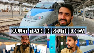How Is BULLET TRAIN Travel in SOUTH KOREA? How Expensive is BULLET TRAIN?