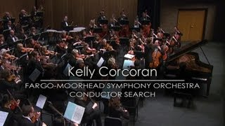 Kelly Corcoran: A Conductor's Path To The Podium